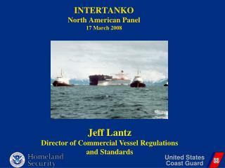 INTERTANKO  North American Panel 17 March 2008