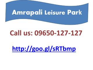 Welcome to Amrapali Leisure Park