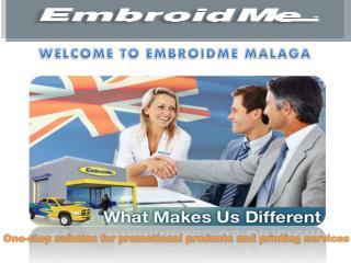 EmbroidMe Malaga