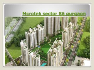 Microtek sector 86 gurgaon,  Microtek greenburg gurgaon