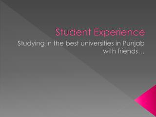 top rank university in Punjab
