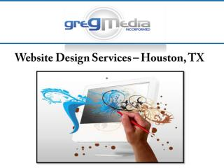 Website Design Services – Houston, TX