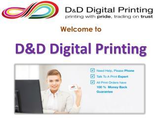 D&D Digital Printing