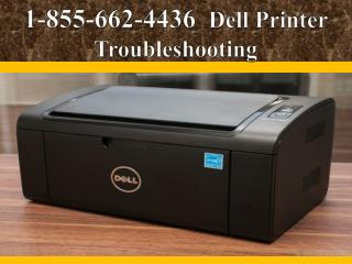 1 855 662 4436 Dell Printer Technical Support contact Number