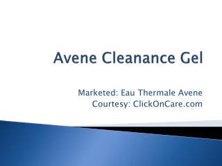 Avene Cleananace Cleansing Gel