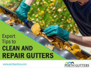 Get Tips for Gutter Repairs in Perth