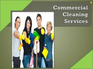 Find A Reputable Commercial Cleaning Services In Chicago