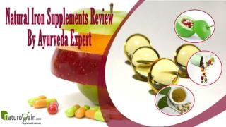 Natural Iron Supplements Review By Ayurveda Expert