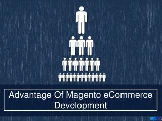 Advantage Of Magento eCommerce Development