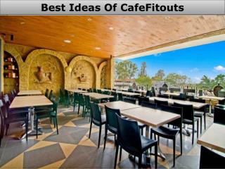 Best Ideas Of CafeFitouts