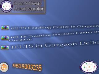 IELTS Training Institute Center in Gurgaon