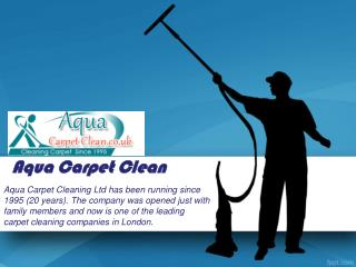 Aqua Carpet Clean