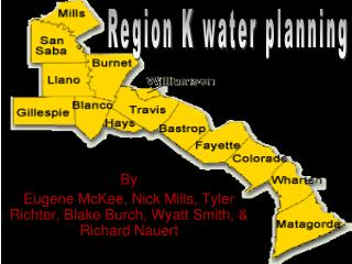By  Eugene McKee, Nick Mills, Tyler Richter, Blake Burch, Wyatt Smith,  Richard Nauert