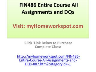 FIN486 Week 1 Individual Assignment Business Ethics