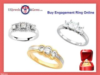 Buy Engagement Ring Online