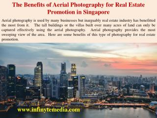 The Benefits of Aerial Photography for Real Estate Promotion