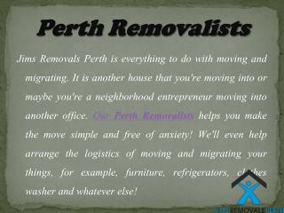Professional Removalist for All Your Moving Needs