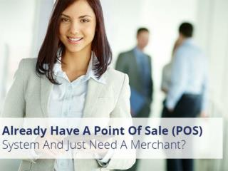 POS Equipments from Merchant Advisors