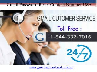 Gmail Technical Support 1-844-332-7016 Phone Number