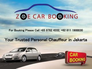 Car Rental in Jakarta