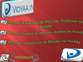 Private Tuitions in Noida