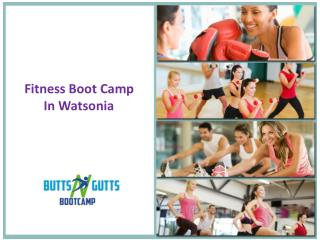 Fitness Boot Camp in Watsonia