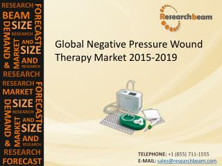 Global Negative Pressure Wound Therapy Market Size, Share