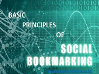 Basic Principles of Social Bookmarking with Erum Mahfooz