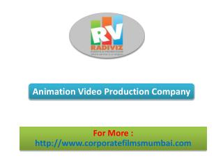 Animation Video Production Company in Mumbai