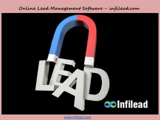 Online lead management software infilead.com