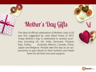 Mothers Day Gifts - Celebrate Mothers Day 2015 With Best Gif