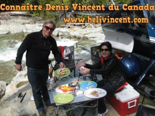 Connaître Denis Vincent du Canada