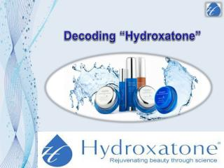 "Decoding ""Hydroxatone"""