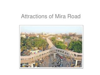 Attractions of Mira Road