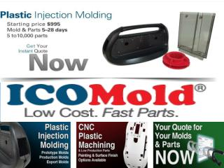 leading injection molders & custom molded plastic part suppl