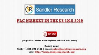 PLC Market in the US to Grow at 5.84% CAGR by 2019
