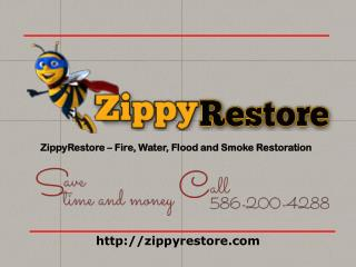 Flood Cleanup Clearwater FL 888-682-4177  ZippyRestore.com