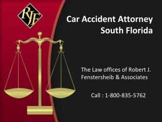 Car Accident Attorney South Florida