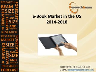 e-Book Market in the US 2014-2018