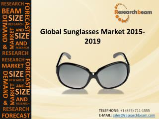 Global Sunglasses Market 2015-2019