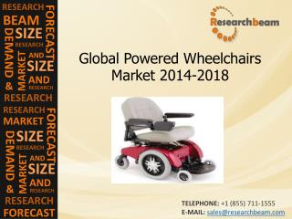 Global Powered Wheelchairs Market Size, Growth, 2014-2018