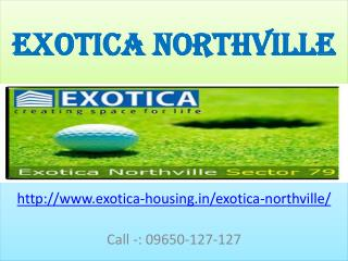 Exotica Northville Noida Sector-79 Residential Project