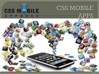mobile apps info.cssmobileapps
