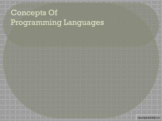Learn Programming Languages With MyAssignmentHelp.Net