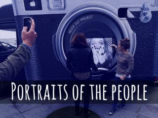 Portraits of the people