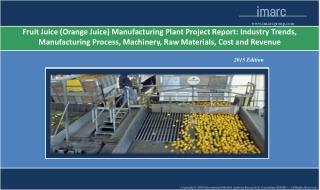 Fruit Juice Manufacturing Plant | Market Trends,