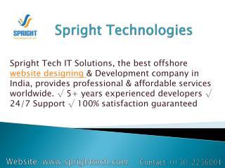 Web Design, Development & SEO Company  India, Sonipat