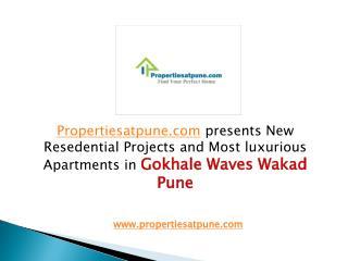 Gokhale Waves Wakad Pune By Gokhale Constructions