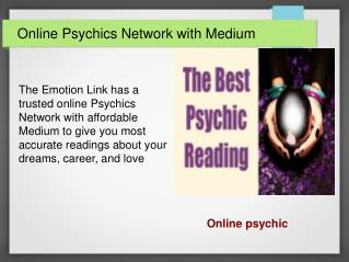 Online Psychic Readings