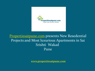 Sai Srishti Wakad Pune - Propertiesatpune.com